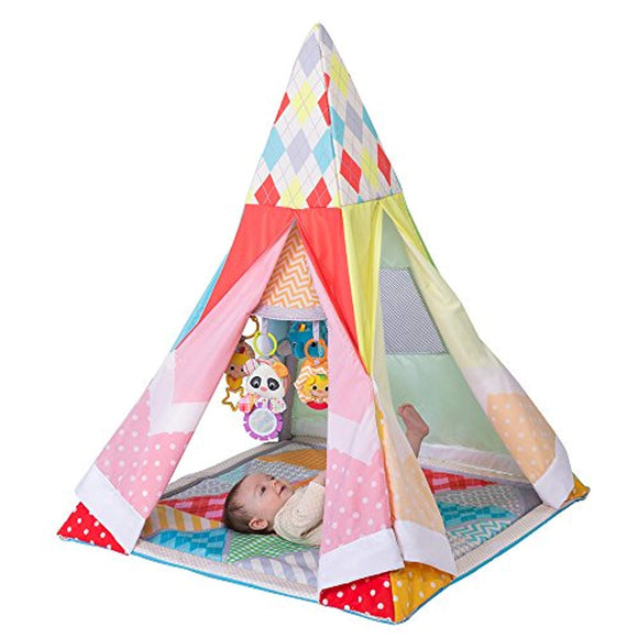 Infantino Grow-with-Me Playtime Teepee Gym