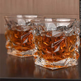 Vaci Crystal Whiskey Glasses