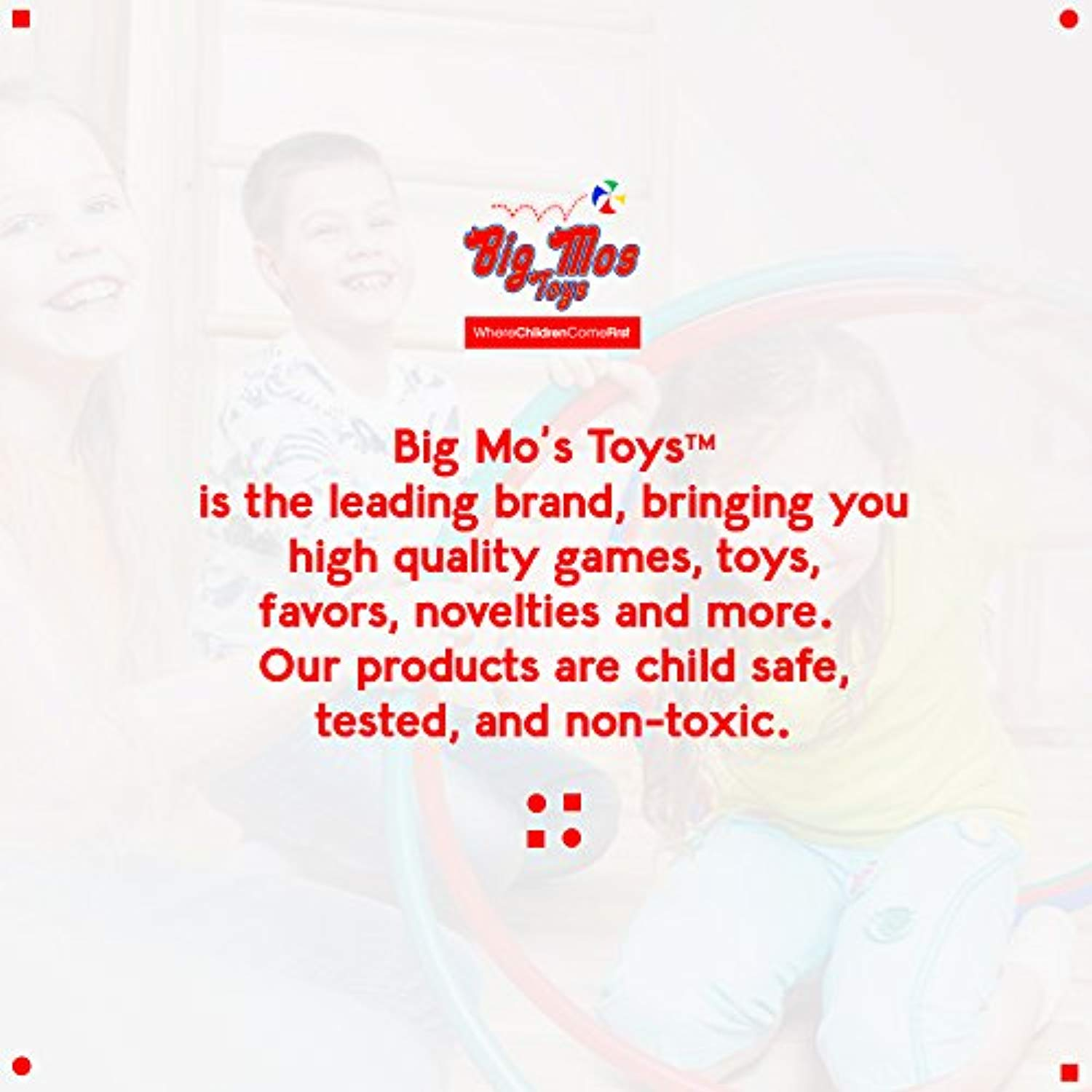 40 Sets Big Mo/'s Toys Big Mos Toys Flying Discs Twist Disc Flyer Saucers for Party Favors and Prizes