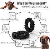 GUCHO Durable Dog Chew Toys for Aggressive Chewers