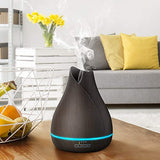 VicTsing 500ml Essential Oil Diffuser with Ultra-Quiet Technology