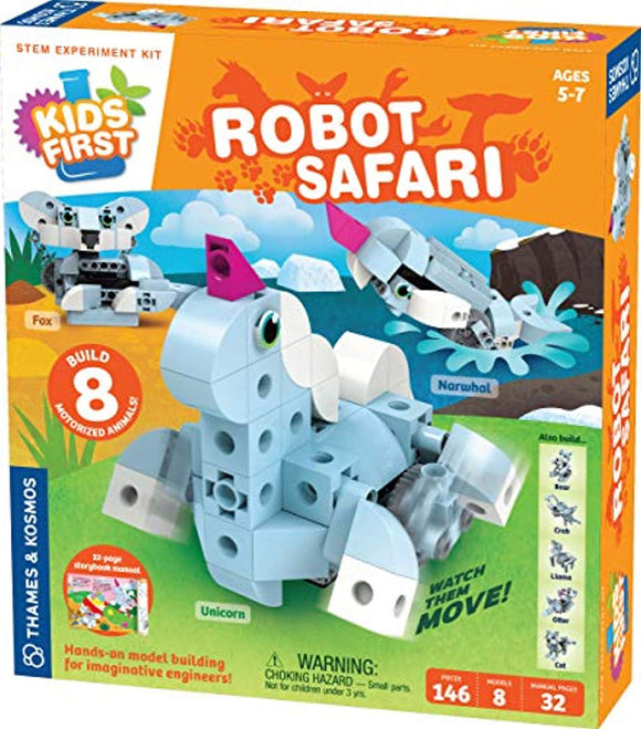 Thames & Kosmos Kids First: Robot Safari