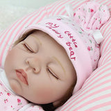 CHAREX Reborn Baby Doll Lifelike Sleeping Newborn Dolls