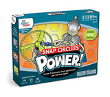 hand2mind Power! Circuits Science Kit for Kids (Ages 8+) - Build 19+ STEM Career Experiments and Activities