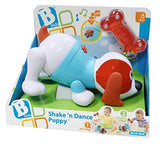 BKids Shake'N Dance Puppy, Multi-Colored