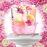 Pleasantly Fragrant Peony Spa Gift Set
