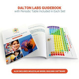 Dalton Labs Molecular Model Kit with Molecule Modeling Software and User Guide