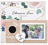 Chosen One Wedding Countdown Photo Frame