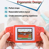 TEBIYOU Handheld Game Console for Kids Seniors Adults