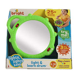 Bright Starts Light & Learn Drum