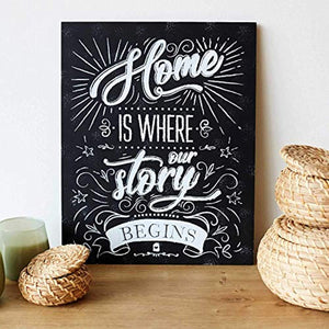 Kenley Home Decor Wall Sign - Perfect Housewarming Gift Idea