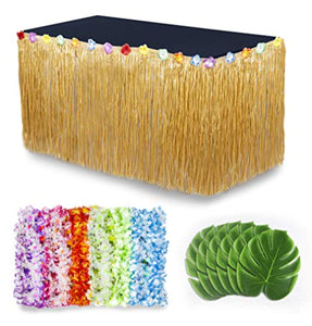 Cocowai Luau Party Decorations/Moana Party Supplies