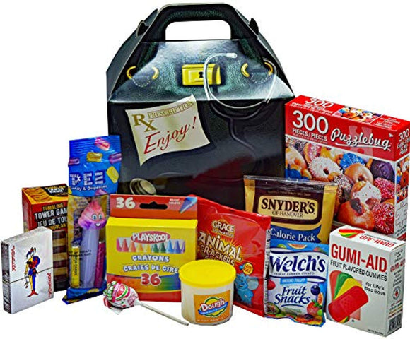 Kid's Get Well Soon Care Package