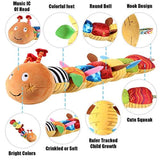 LIGHTDESIRE Baby Toys Musical Caterpillar
