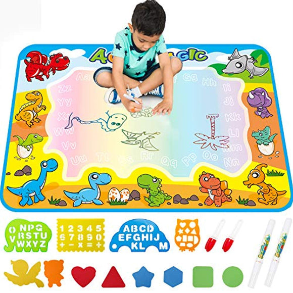 FREE TO FLY Large Aquadoodle Drawing Mat for Kids
