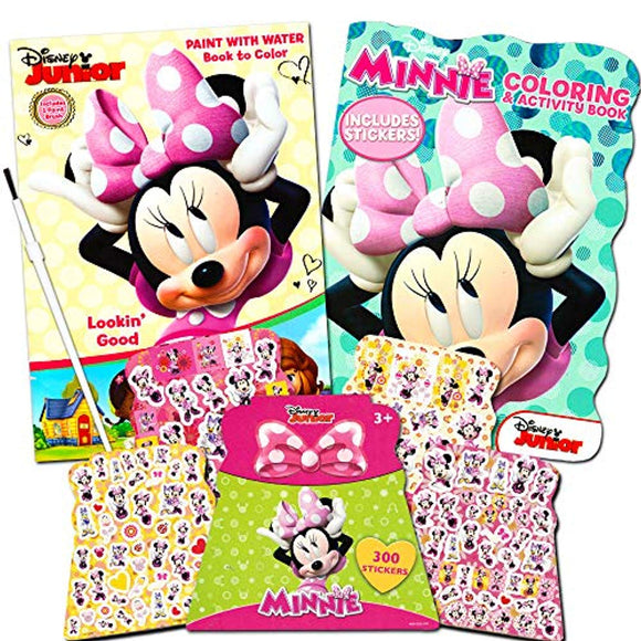 Disney Minnie Mouse Paint With Water Super Set Kids Toddlers