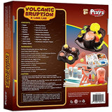 Playz Volcanic Eruption & Lava Lab Science Experiments Kit