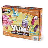 YUM! Candy Making Science Kit for Kids (Ages 8+) - Build 16+ STEM Career Experiments & Activities