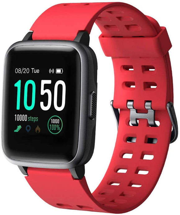 YAMAY Smart Watch for Android and iOS Phone 2019 Version IP68
