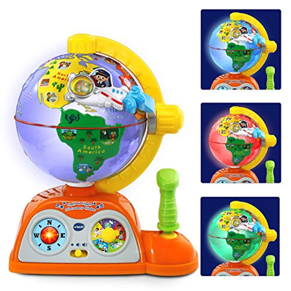 VTech Light and Flight Discovery Globe Amazon Exclusive