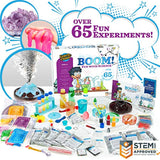 Learn & Climb Over 65 Experiments Kit, How-to DVD and Instruction Manual