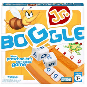 Boggle Junior, Preschool Game, First Boggle Game, Ages 3 and up (Amazon Exclusive)