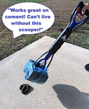 Complete Pooper Scooper Set for Dogs with Large Poop Bags Included