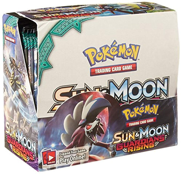 Pokemon TCG: Sun & Moon Guardians Rising Sealed Booster Box