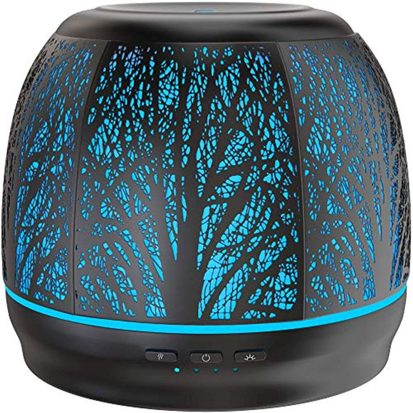 Best Rated Diffusers for Essential Oils, Premium Iron Aromatherapy Diffuser