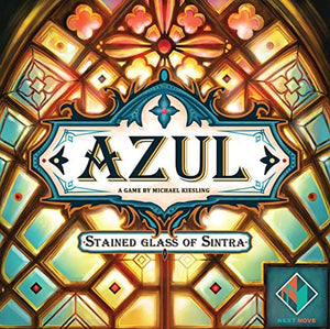 Azul Stained Glass of Sintra