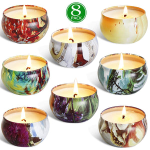 Scented Candles Soy Candle
