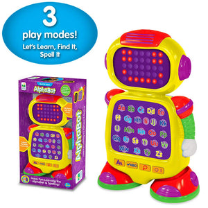 The Learning Journey Touch & Learn Numberbot Interactive Mathematics Robot Stem Toy with LED