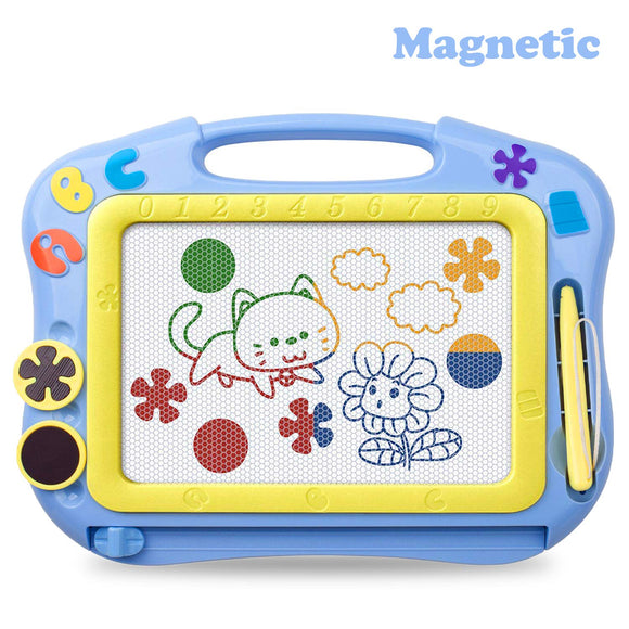 HONGKIT Magnetic Drawing Board Educational Toys for Kids-Best Gift