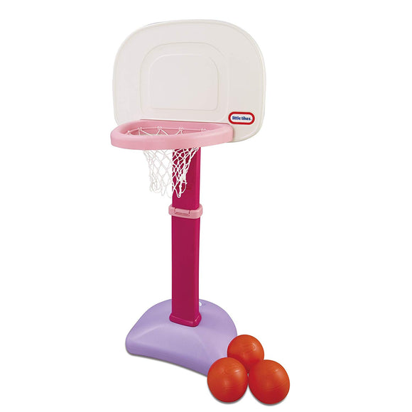 Little Tikes Easy Score Basketball Set (Pink)
