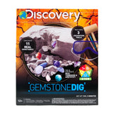Discovery Kids Gemstone Dig Stem Science Kit by Horizon Group USA