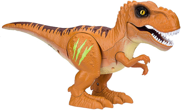 ROBO ALIVE - Attacking T-Rex Battery-Powered Robotic Toy