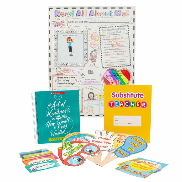 Welcome Class Scholastic Set