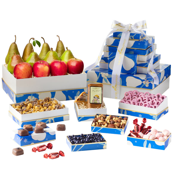The Fruit Company Celebration 8-Box Tower
