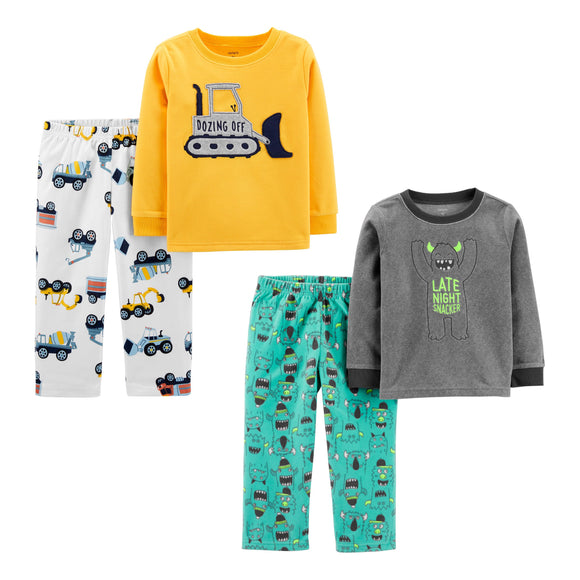 Carter's 2-piece PJ Set, 2-pack