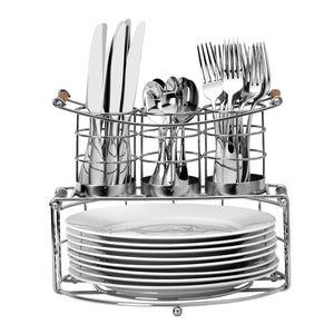 Mikasa Stella 34pc Buffet Caddy Set