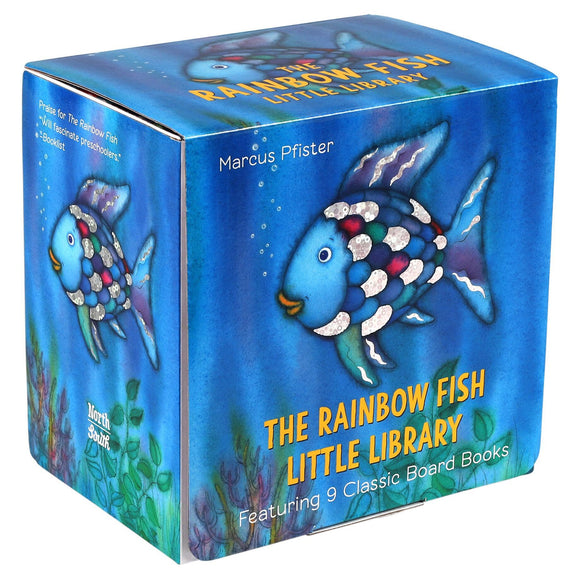 The Rainbow Fish Little Library: 8 Board Book Box Set