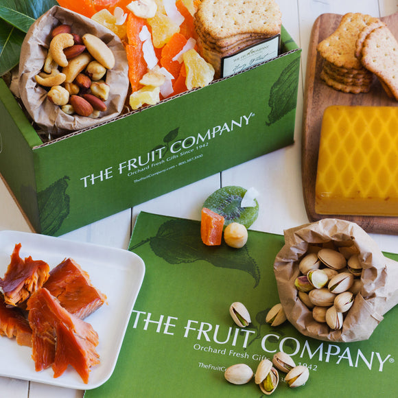 The Fruit Company Salmon Snack Box