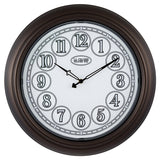 "La Crosse 18"" Indoor/Outdoor Lighted Dial Wall Clock"