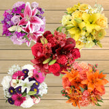 10-count Mountain Bouquets