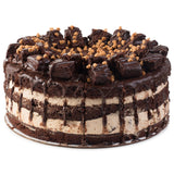 David's Cookies Mile High Peanut Butter Cake, 6.8 lbs