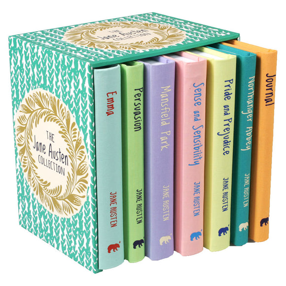 The Jane Austen Collection: 7 Book Box Set