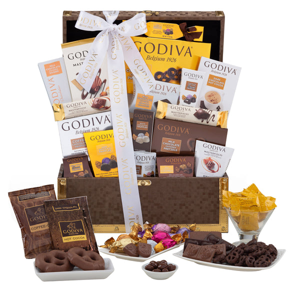 Godiva Holiday Gift Trunk
