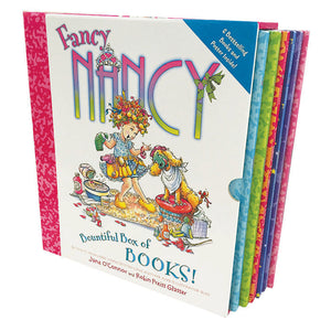 Fancy Nancy Picture Books: 6 Book Box Set by Jane O'Connor