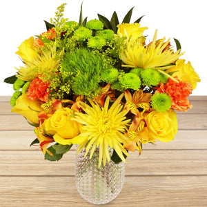 Citrus Kissed Arrangement