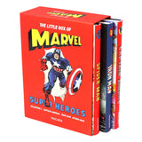 Marvel Super Heroes Collection 1: 3 Book Box Set
